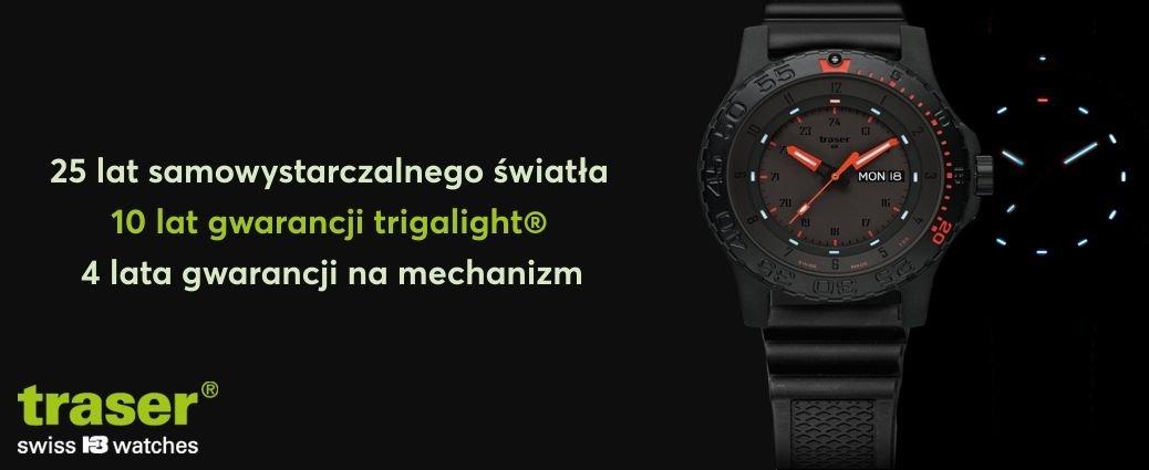 Zegarek Traser P66 Tactical Mission