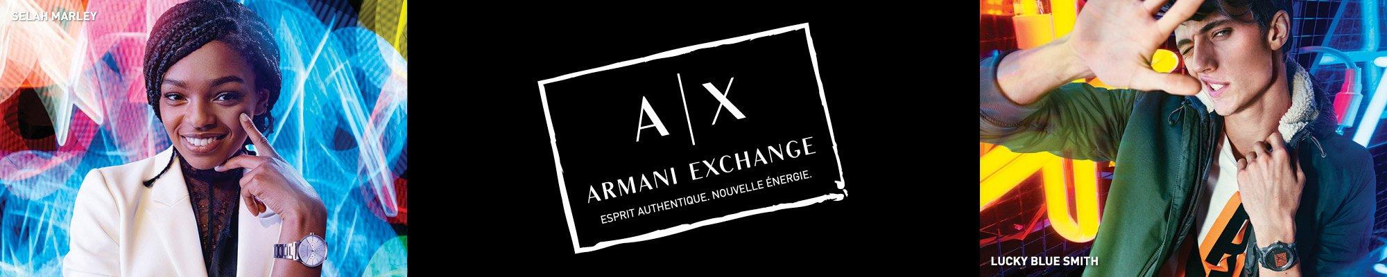 Zegarki Armani Exchange