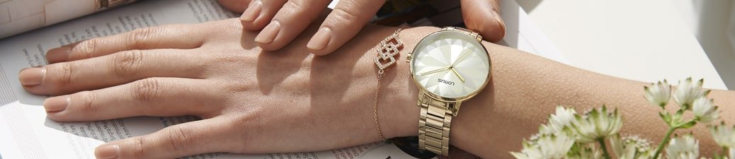 Damski zegarek Lorus