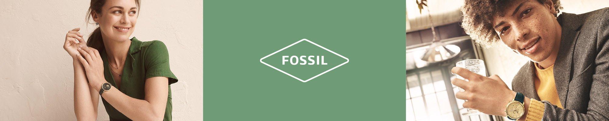 Zegarki Fossil