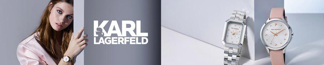 Zegarki Karl Lagerfeld