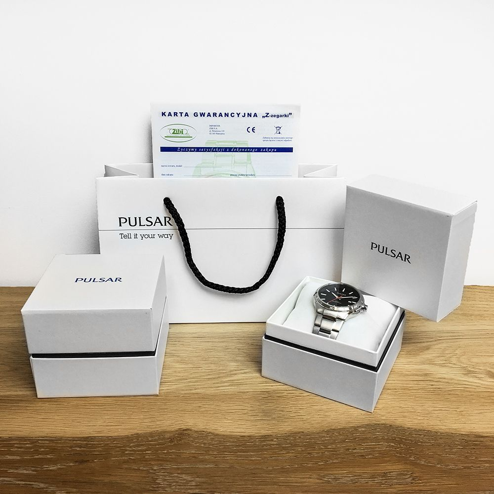Pudełko Pulsar