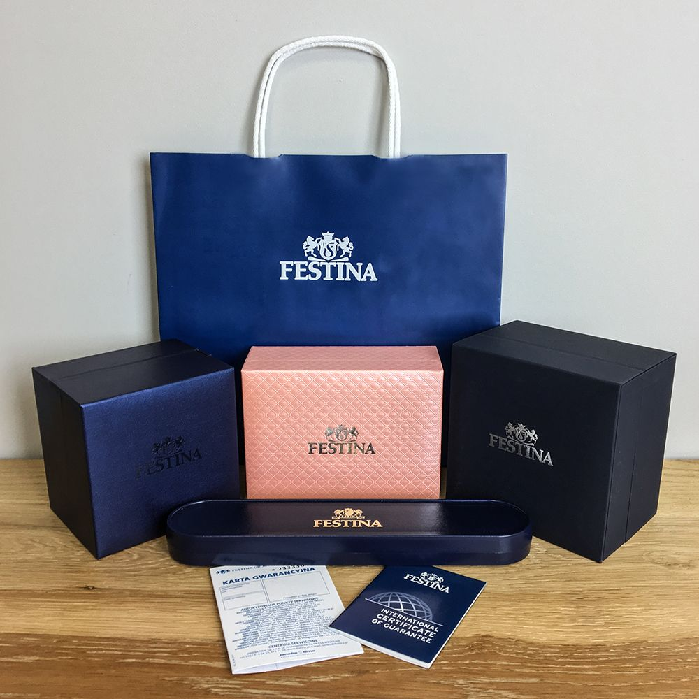 Pudełko Festina