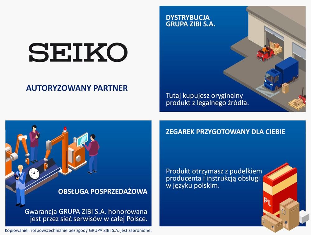 Autoryzowany Sprzedawca Seiko