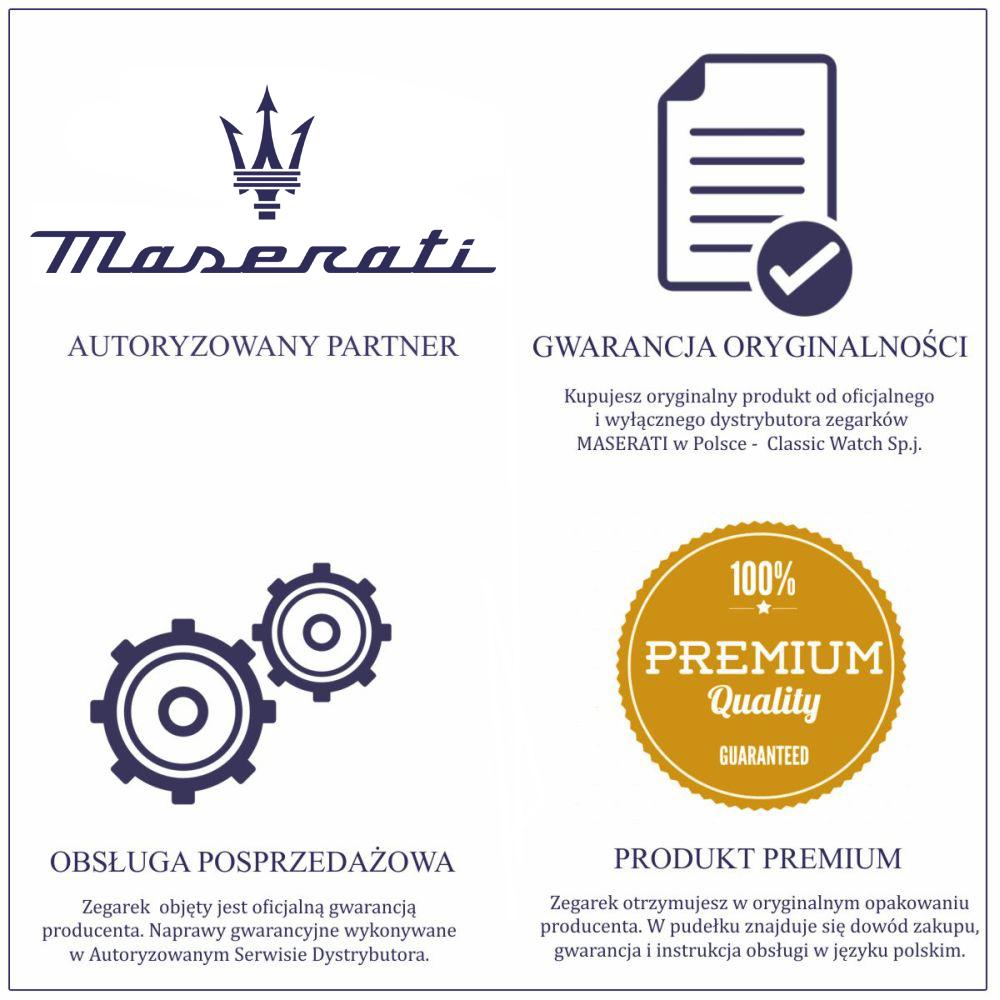 Autoryzowany Partner Maserati