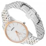 Zegarek męski Doxa slim line 105.60.021.60 - duże 4