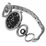 Zegarek damski Adriatica bransoleta A4514.4184QZ - duże 4
