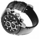 Zegarek męski Bisset wielofunkcyjne BSCD04 - duże 4