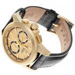 Zegarek męski Bisset sportowe BSCX14G - duże 4