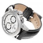 Zegarek męski Bisset sportowe BSCX14S - duże 4