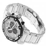 Zegarek męski Bisset sportowe BSDC77S - duże 4