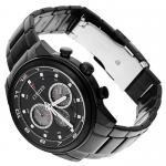 Zegarek męski Citizen chrono CA4035-57E - duże 4