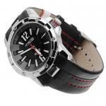 Zegarek męski QQ męskie DA22-302 - duże 4