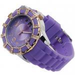 Zegarek damski QQ damskie DA39-505 - duże 4