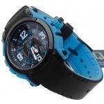 Zegarek męski QQ męskie DA44-525 - duże 4