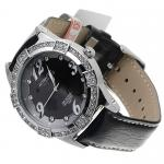 Zegarek damski QQ damskie DA47-305 - duże 4