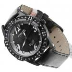 Zegarek damski QQ damskie DA47-505 - duże 4