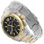 zegarek Festina F16681-4 srebrny Chronograf