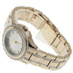 Zegarek damski DKNY bransoleta NY8699 - duże 4