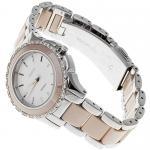 Zegarek damski DKNY bransoleta NY8820 - duże 4