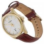 Zegarek męski Seiko classic SGEG64P2 - duże 4