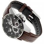 Zegarek męski Seiko sportura SNP055P2 - duże 4
