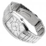 Adriatica A1071.5153Q Bransoleta klasyczny zegarek srebrny