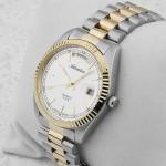Zegarek męski Adriatica bransoleta A1090.2113 - duże 4