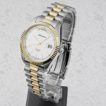 Zegarek męski Adriatica bransoleta A1090.2113 - duże 5