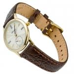 Adriatica A3130.1261Q Pasek klasyczny zegarek złoty