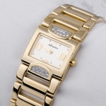 Zegarek damski Adriatica bransoleta A3487.1181QZ - duże 3