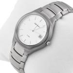 Zegarek męski Adriatica tytanowe A8201.4113Q - duże 2