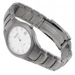 Zegarek męski Adriatica tytanowe A8201.4113Q - duże 4