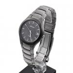Adriatica A8201.4116Q Tytanowe zegarek męski klasyczny szafirowe
