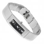 Zegarek damski Atlantic elegance 29017.41.63 - duże 4