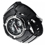 Zegarek męski Casio g-shock original AW-590-1AER - duże 5