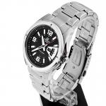 Zegarek męski Casio EDIFICE edifice momentum EF-129D-1AVEF - duże 3