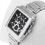 Zegarek męski Casio EDIFICE edifice EF-324D-1AVEF - duże 2