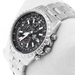 Zegarek męski Casio edifice momentum EF-527D-1AVEF - duże 3
