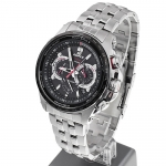 Zegarek męski Casio edifice premium EQW-M710DB-1A1ER - duże 4