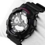 Zegarek męski Casio g-shock original GA-110-1AER - duże 2