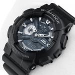 Zegarek męski Casio g-shock original GA-110-1BER - duże 2