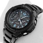 Zegarek męski Casio G-SHOCK g-shock GW-3000BD-1AER - duże 2