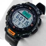 Zegarek męski Casio protrek PRG-40-3VER - duże 3