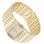 Pierre Ricaud P21081.1111Z Bransoleta klasyczny zegarek złoty