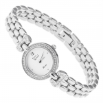 Pierre Ricaud P92074.3172 Bransoleta klasyczny zegarek srebrny