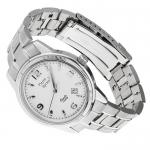 Pierre Ricaud P9878.3152 Bransoleta klasyczny zegarek srebrny