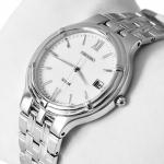 Zegarek męski Seiko Solar SNE025P1 - zdjęcie 4