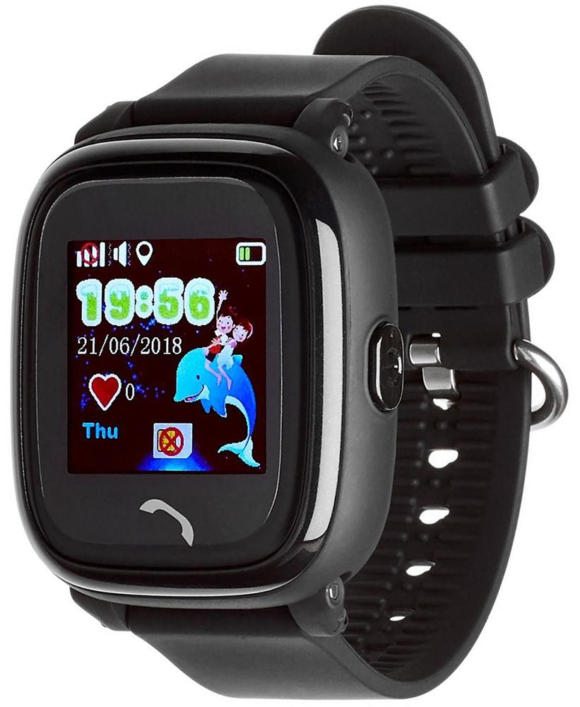 Garett 5903246280524 Dla dzieci Smartwatch Garett Kids 4 Czarny