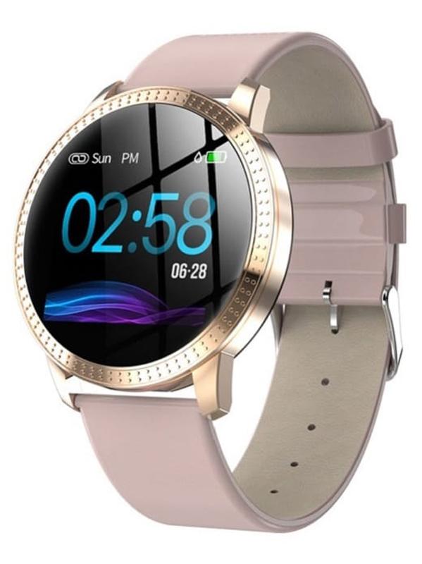 Garett 5903246282290 Damskie Smartwatch Garett Women Klara złoty